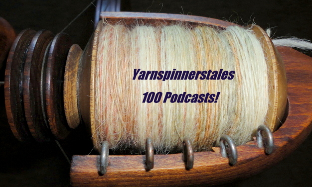 YST Episode 100 Finishing Yarn