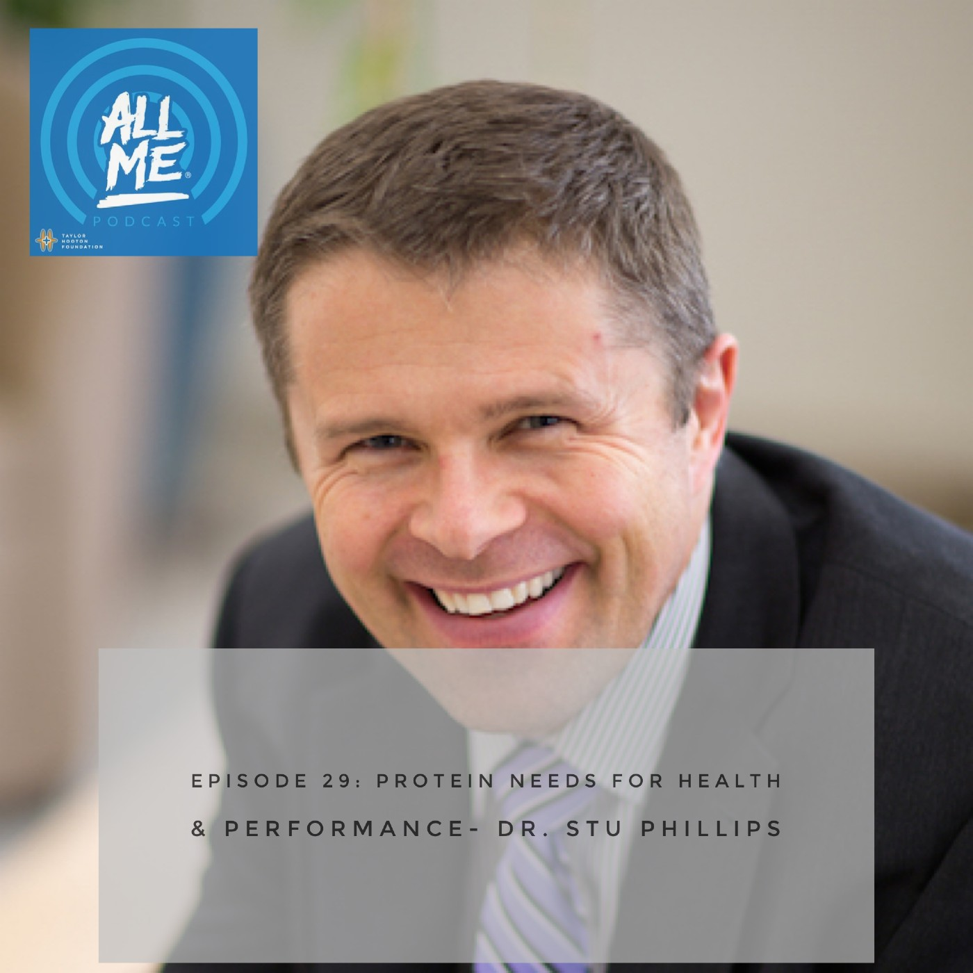 Episode 29: Protein Needs for Health and Performance - Dr. Stu Phillips