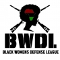 Artwork for Black Women's Defense League on Feminism, Anti-Blackness, and Sexism