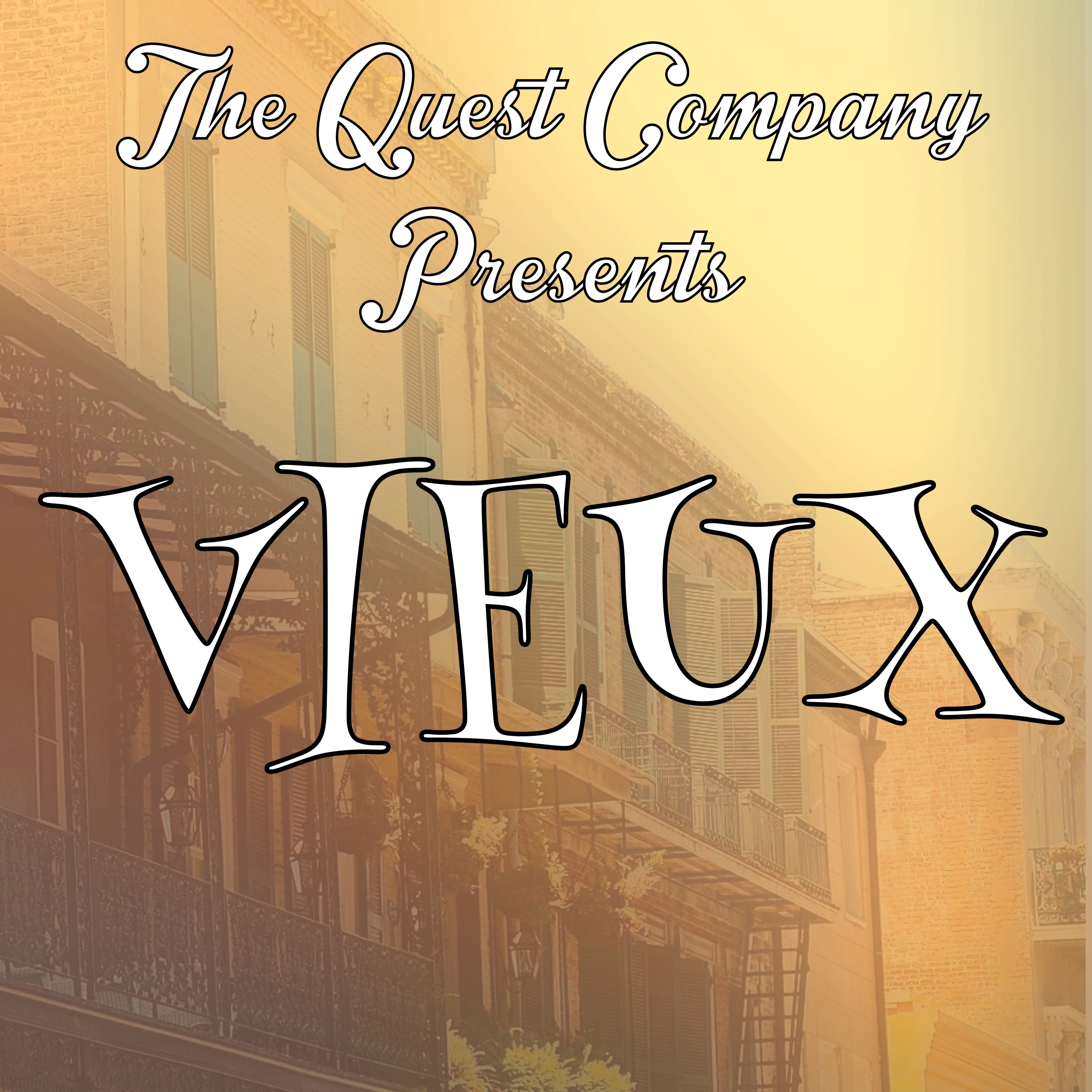 Artwork for VIEUX Part III - FIN