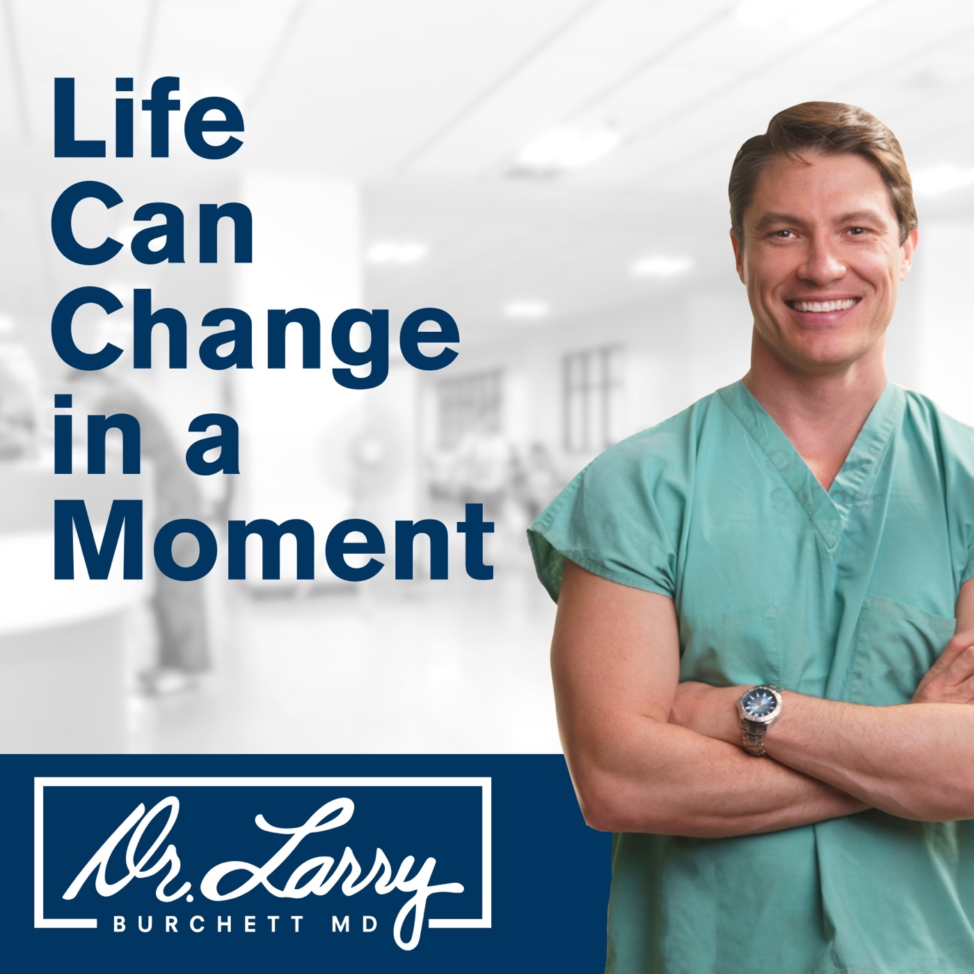 Artwork for Recognizing The Moments That Can Change Your Life with Kaj Larsen