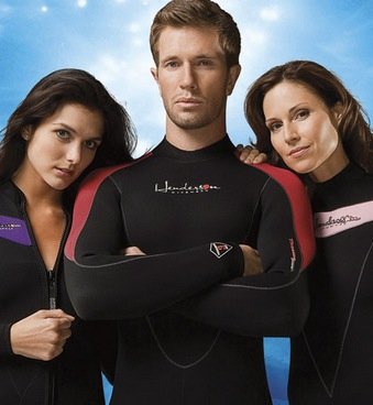 History of Wetsuit Development