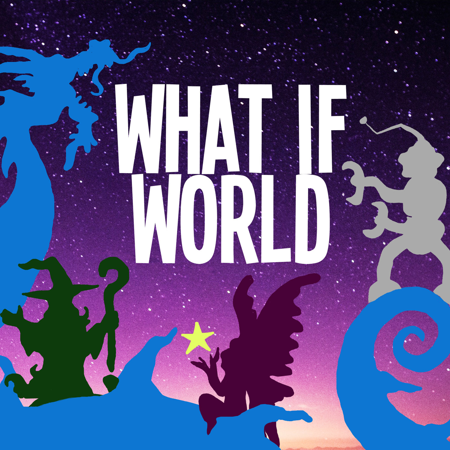 What If World - Stories for Kids show art
