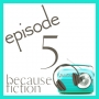 Artwork for Episode 5: Book Reviews & Ratings