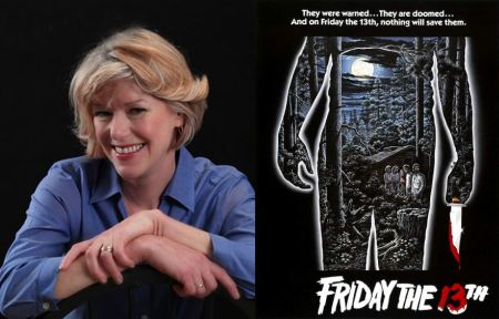 Episode 23 - Adrienne King of Friday the 13th!