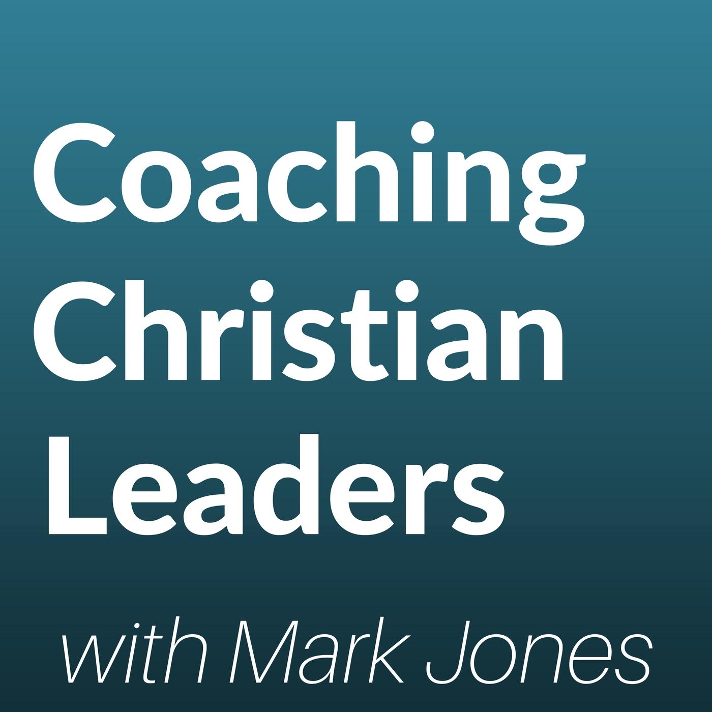 Coaching Christian Leaders show art