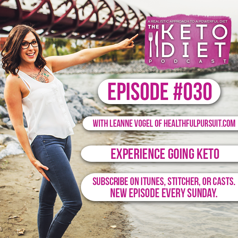 #030 Experience Going Keto with Deanna Fike