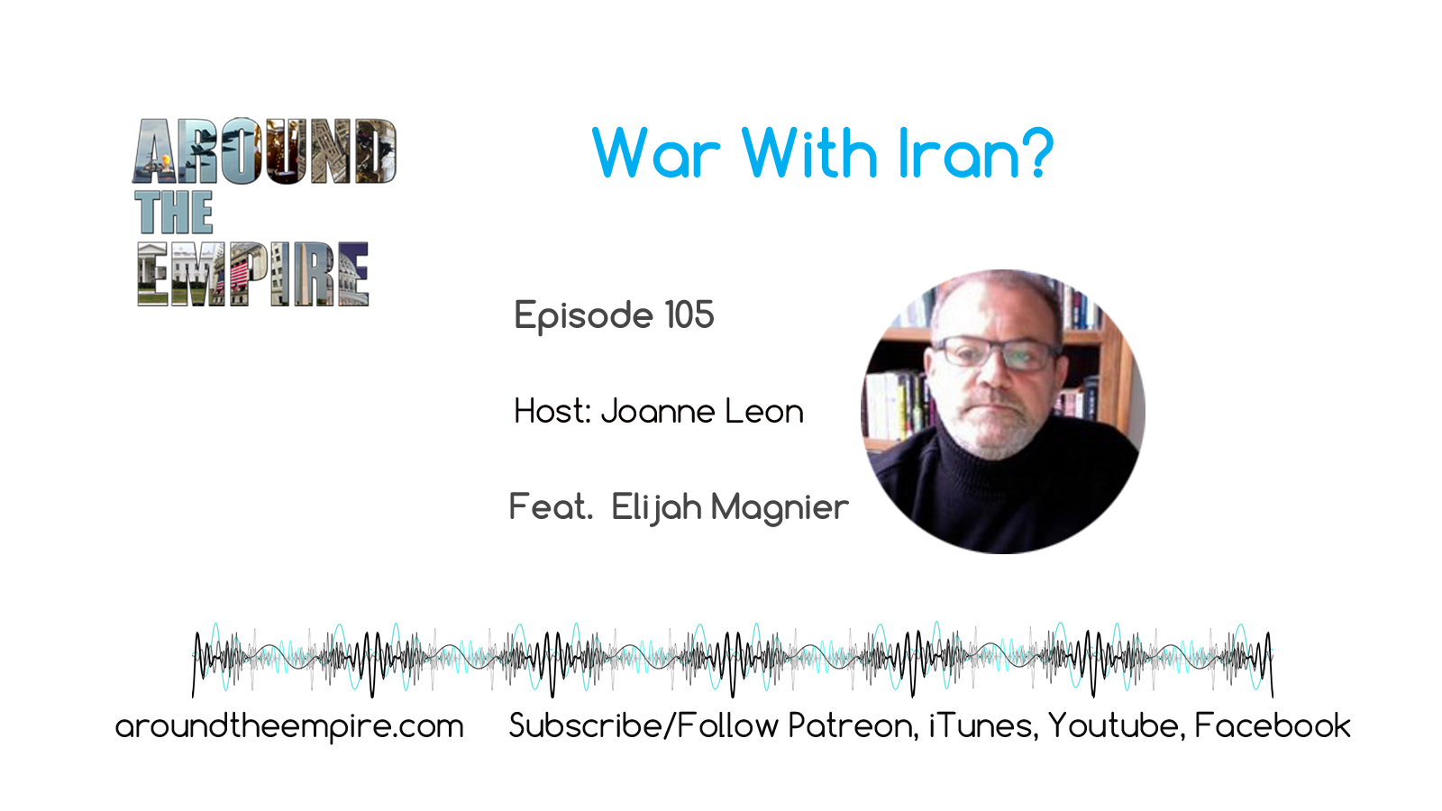 Ep105 War with Iran feat Elijah Magnier
