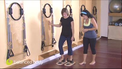 Artwork for Pilates for Instructors : E64 : Dual Foot Correctors