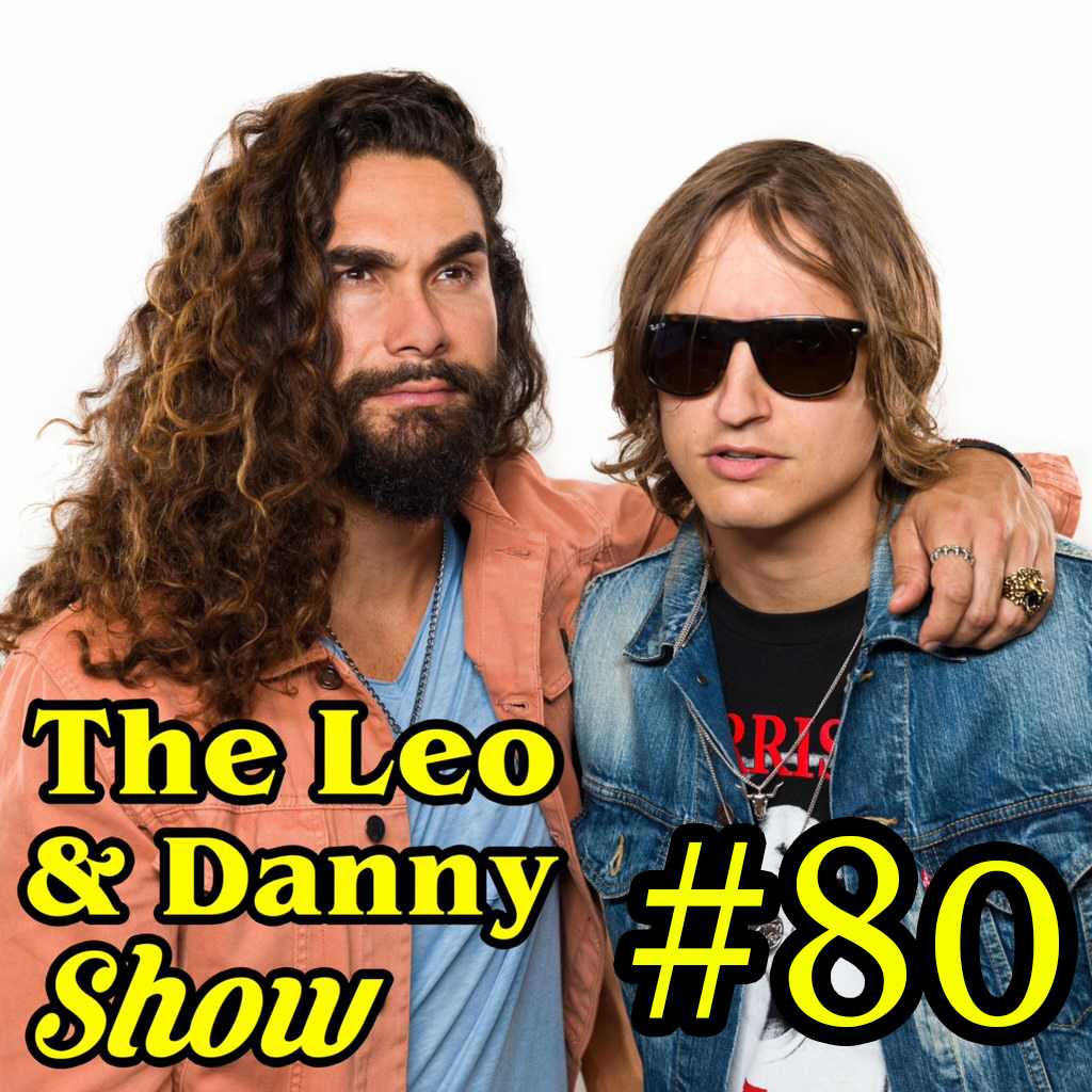 The Leo & Danny Show #80 : Idiot in a Dinosaur Costume