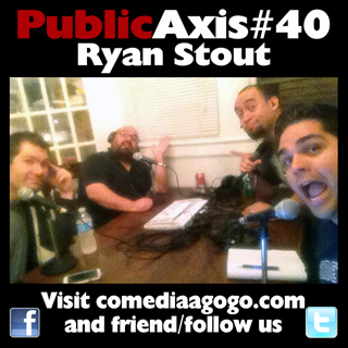 Public Axis #40: Ryan Stout