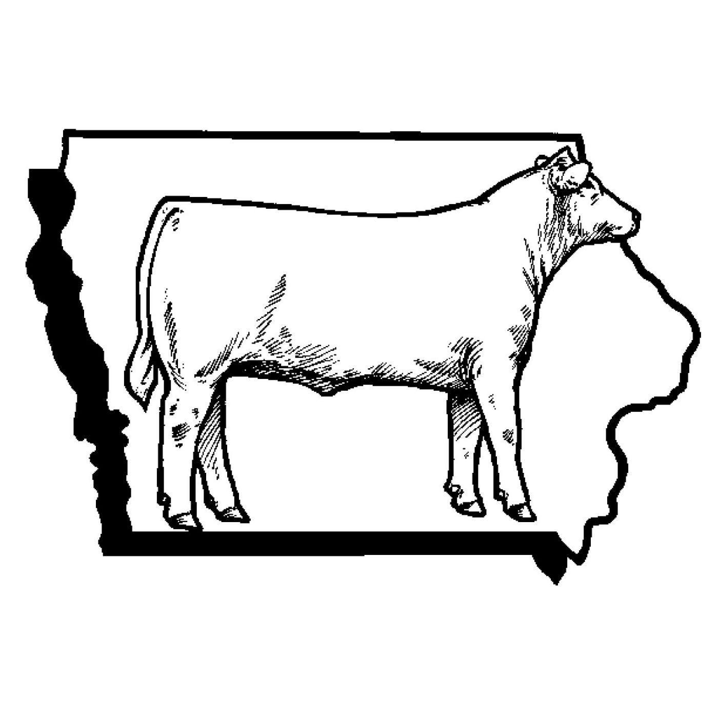 Iowa Cattlemen's Podcast show art