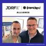 Artwork for JDRF & Beyond Type 1 CEOs Explain Their New Alliance  (Bonus Episode)