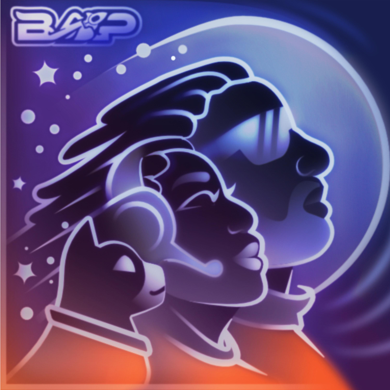 Black Astronauts Podcast Network logo