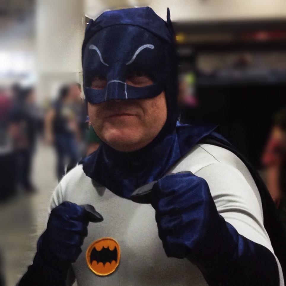 14-Batman's Belated Birthday!