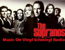 Vinyl Schminyl Radio Sopranos Classic Deep Cut 6-30-10