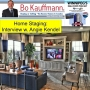Artwork for Home Staging:  Interview with Home Stager Angie Kendel