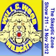 The Skeptic Zone #211 - 3.Nov.2012