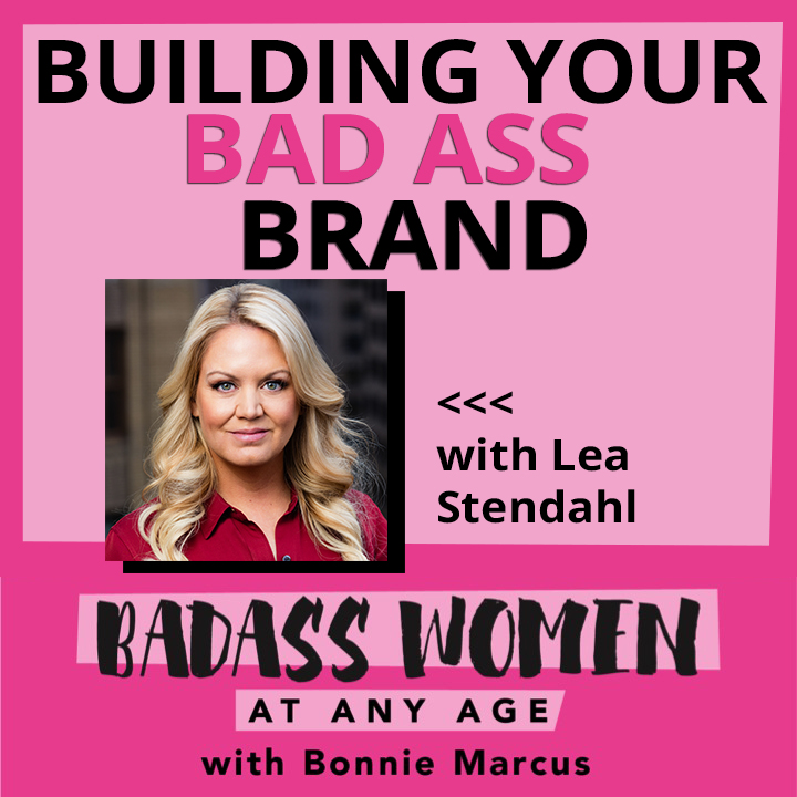 Artwork for 081 Building Your Badass Brand with Lea Stendahl