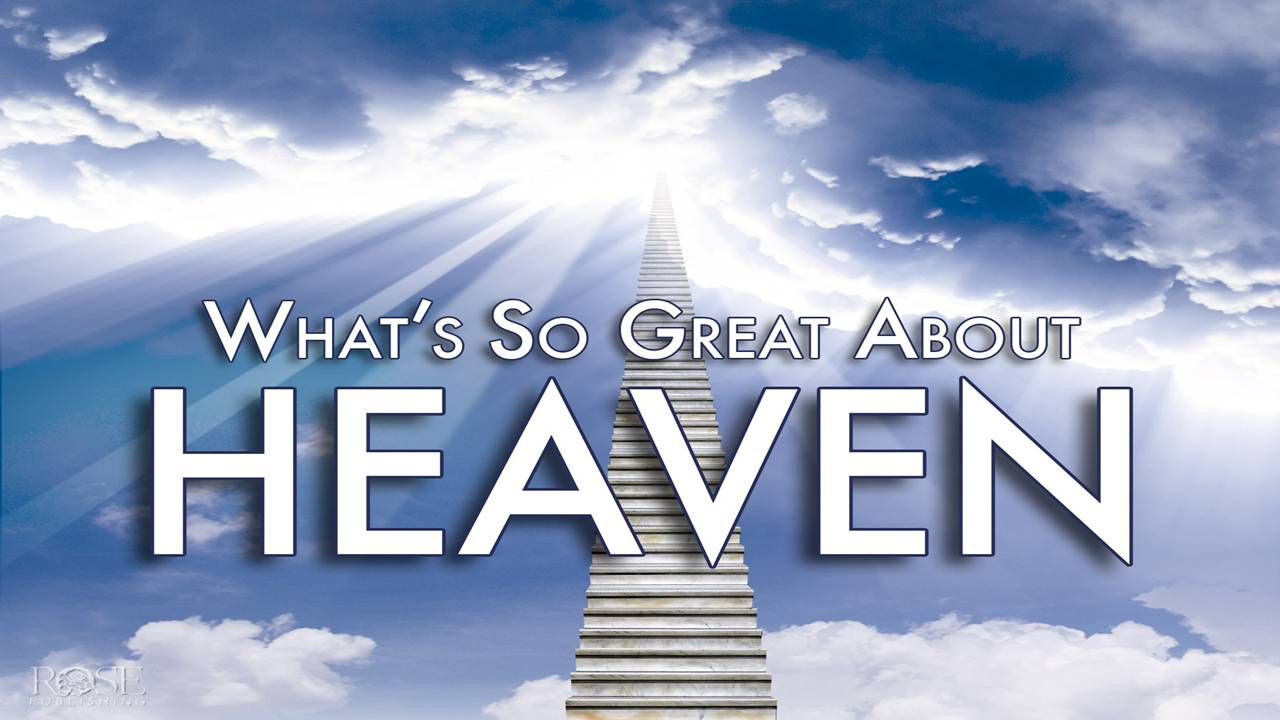 Artwork for What's So Great About Heaven Part 5 (Pastor Bobby Lewis)