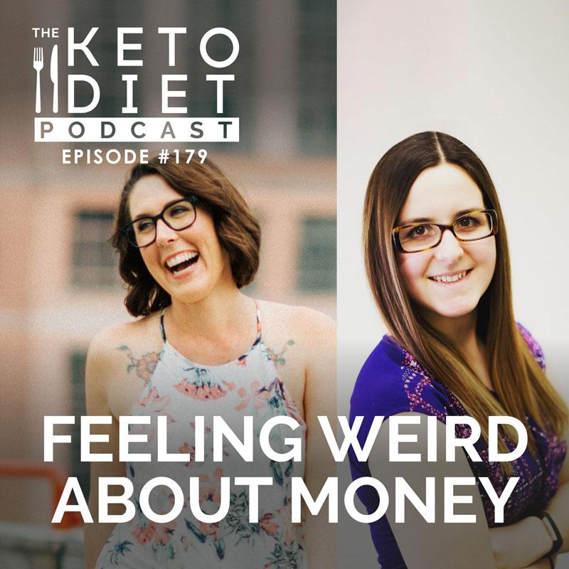 #179 Feeling Weird About Money with Dominique Chénard