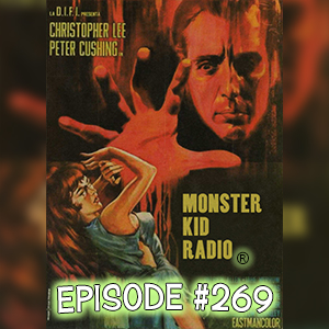 Monster Kid Radio #269 - Night of the Big Heat with Rich Chamberlain