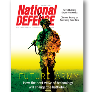 Artwork for Future Army: How the next wave of tech will change the battlefield - October 2016