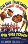 "Artwork for ""On the Town"" audio review by Alan Jacobson"
