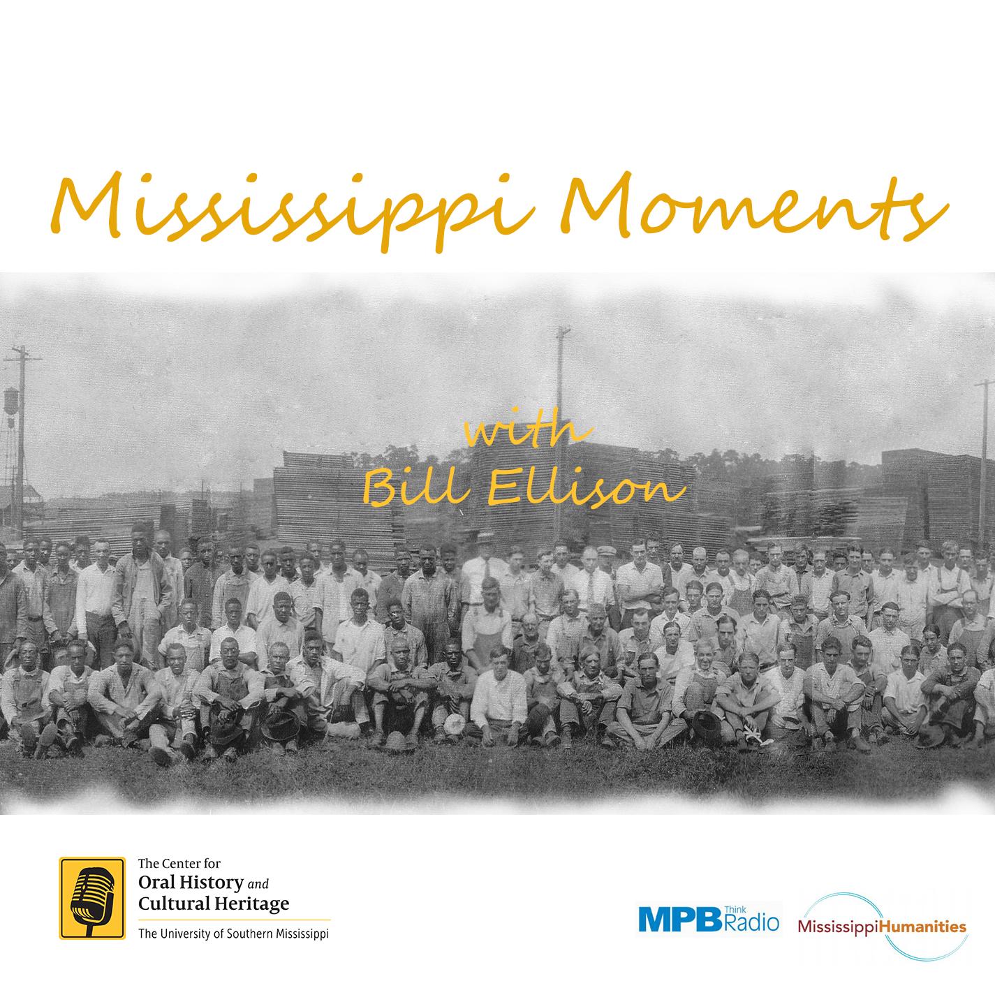 Mississippi Moments Podcast show art