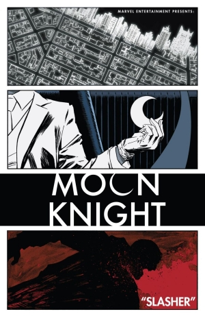 MOON KNIGHT vol. 1 with Frank Barbiere