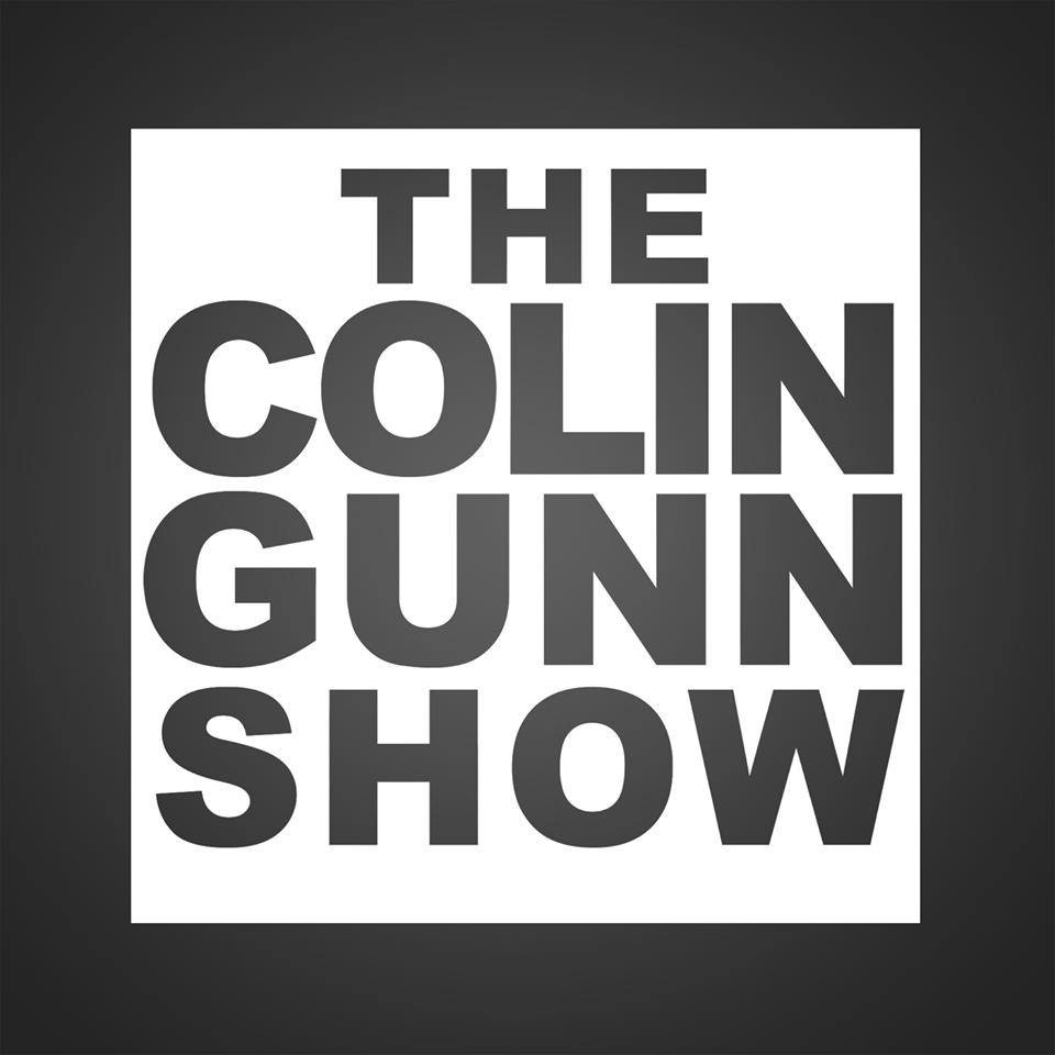 The Colin Gunn Show logo