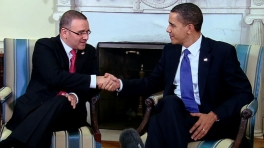 School of Americas Watch - Obama in El Salvador  (English)