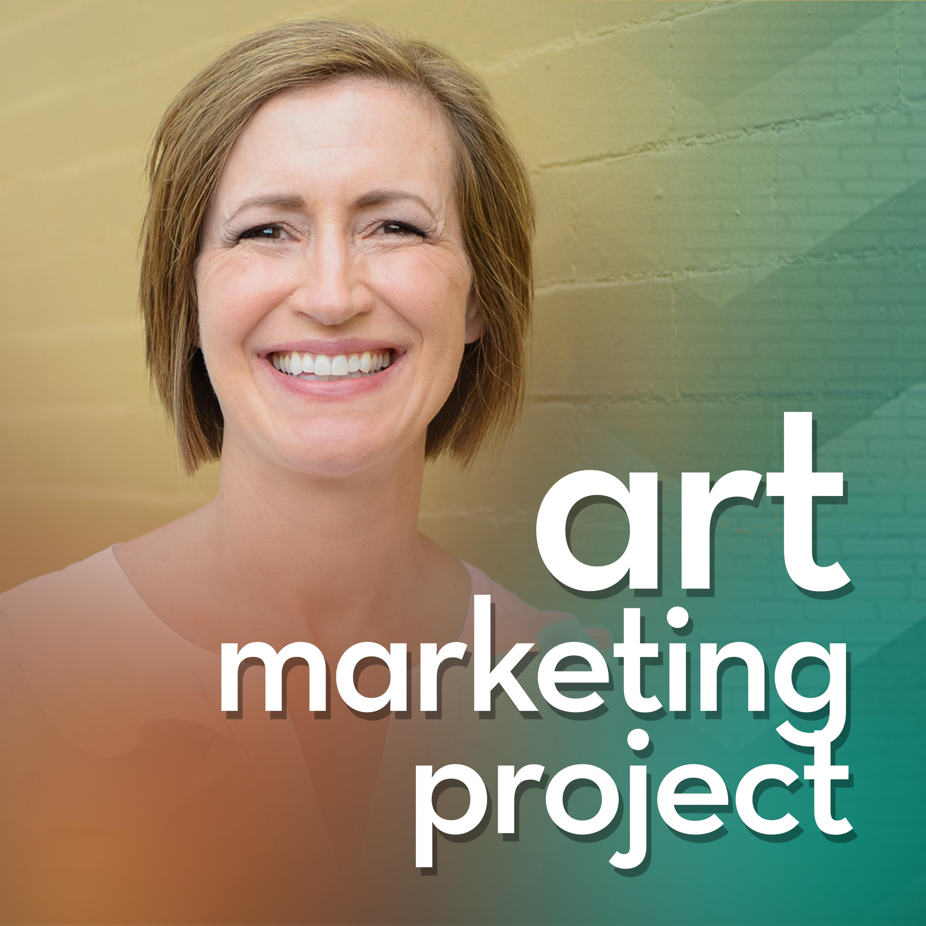 The Art Marketing Project Podcast show art