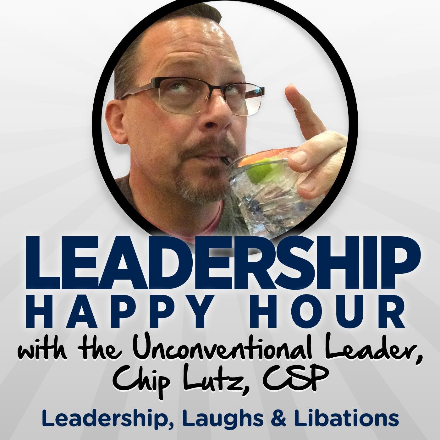 Leadership Happy Hour show art
