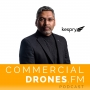 Artwork for #082 - Kespry Drones & Software with CEO George Mathew