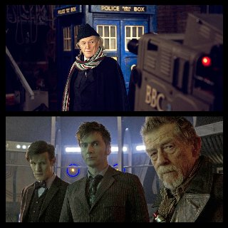 Tim's Take On: Episode 200(An Adventure in Space and Time review/Doctor Who: The Day of The Doctor review)