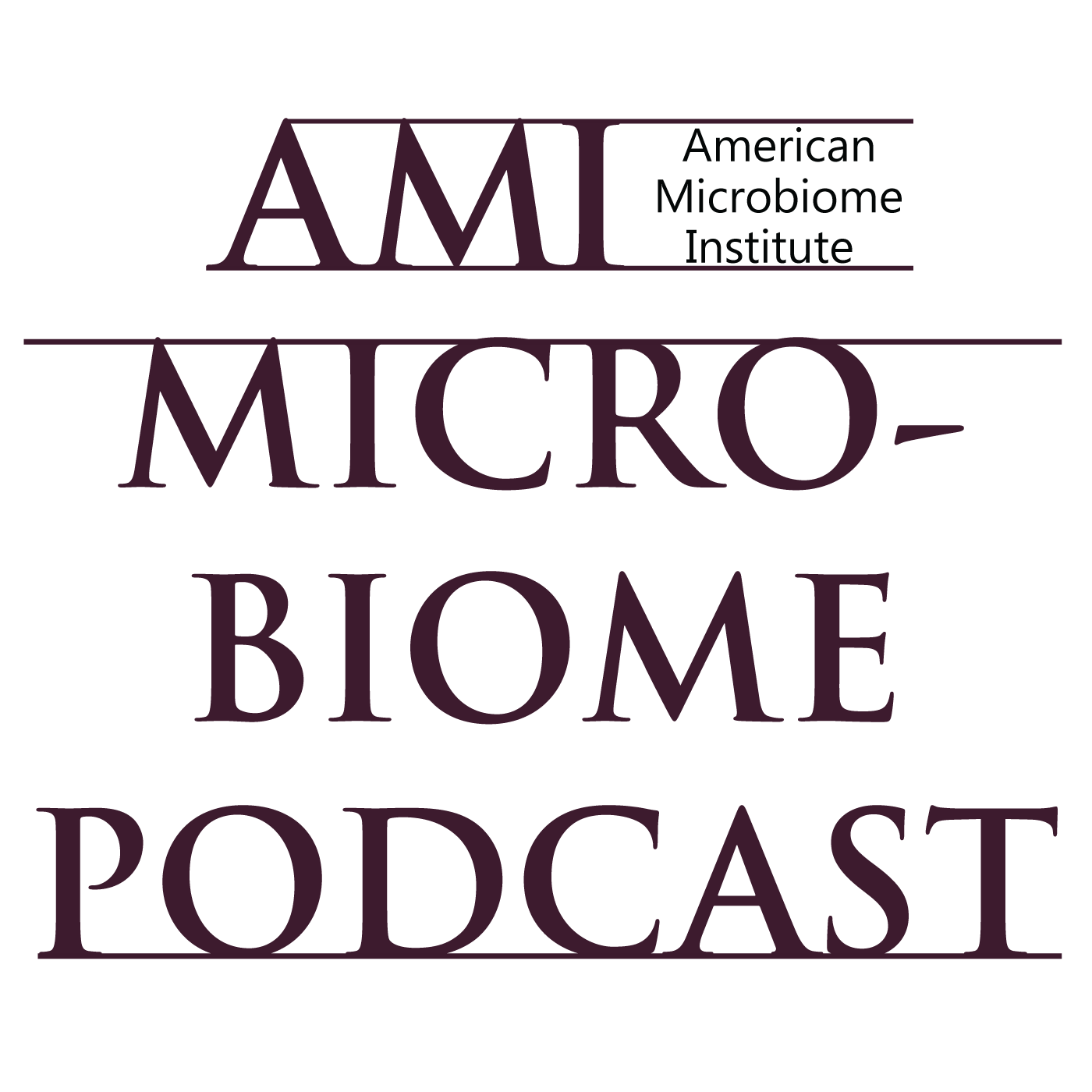 The Microbiome Podcast logo