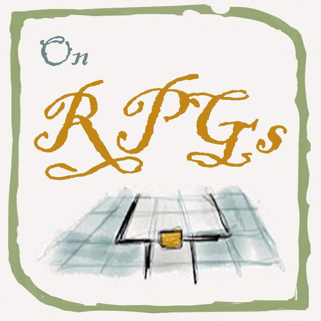On RPGs logo