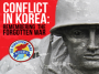 Artwork for Show 1895 CONFLICT IN KOREA: REMEMBERING THE FORGOTTEN WAR Part 2 of 3-