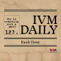 Artwork for IVM Daily Ep. 123: Rush Hour