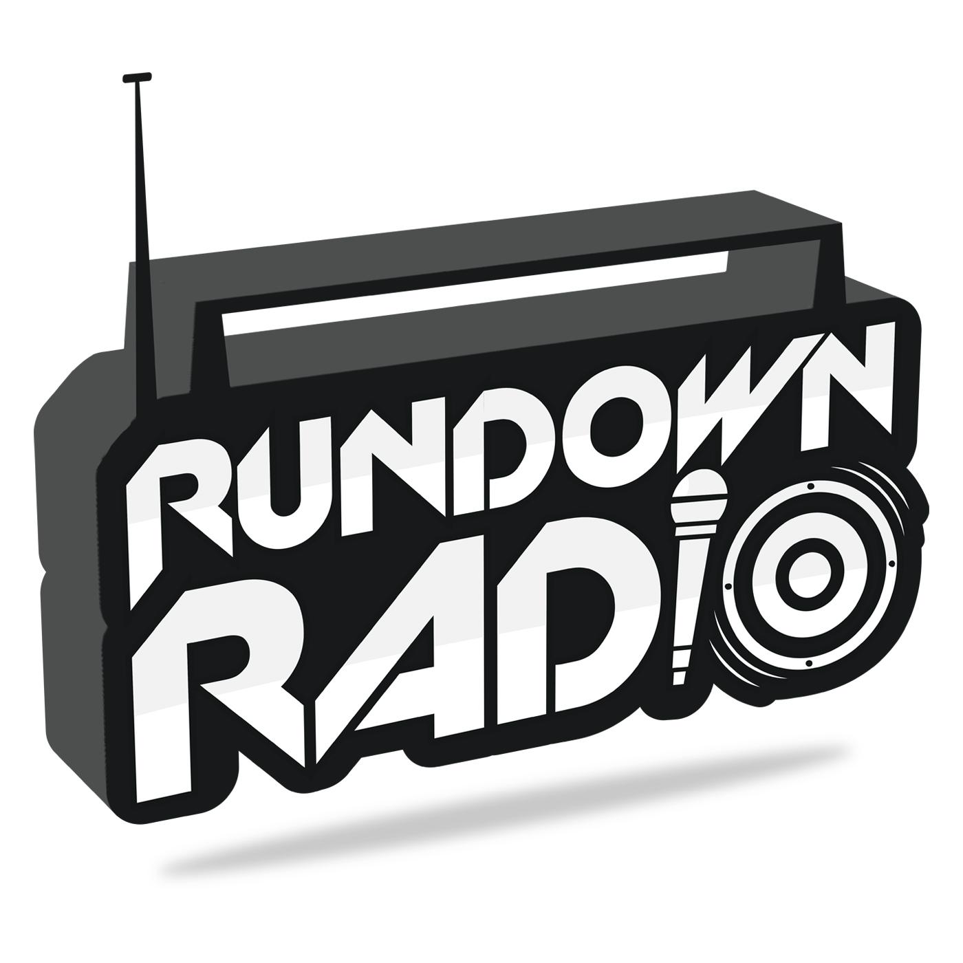 Rundown Radio show art