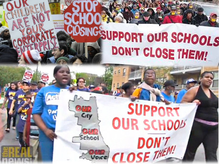 1 Year After Chicago Closes 50 Public Schools, Chicago Teachers Union Report Assesses Lies & Lasting Damage