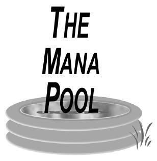 The Mana Pool