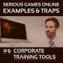 Artwork for Examples of Serious Games for Online Facilitators
