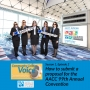 Artwork for How to submit a proposal for the 99th Annual AACC Convention