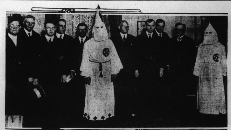 221 - Oregon and The Ku Klux Klan