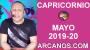 Artwork for HOROSCOPO CAPRICORNIO-Semana 2019-20-Del 12 al 18 de mayo de 2019-ARCANOS.COM...