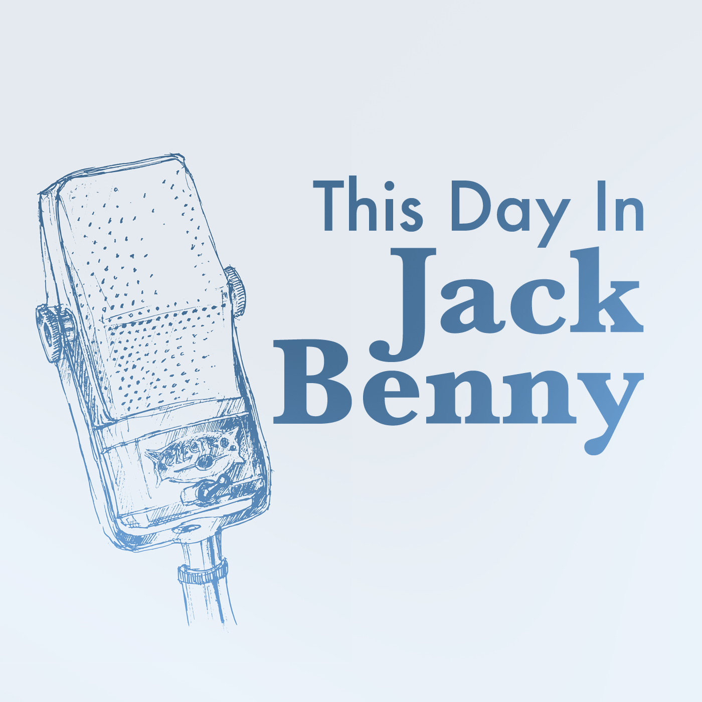 This Day in Jack Benny show art