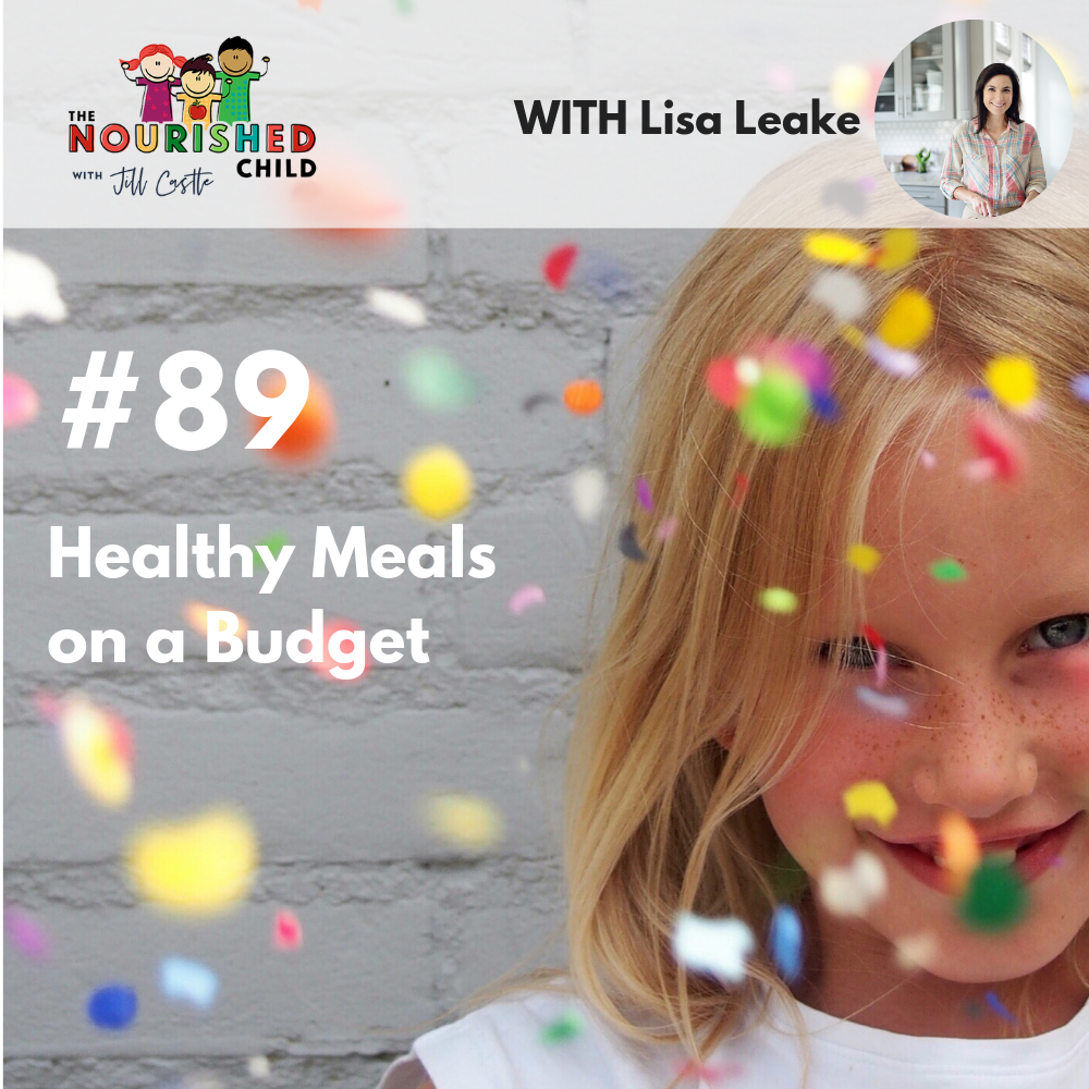 TNC 089: Healthy Meals on a Budget with Lisa Leake