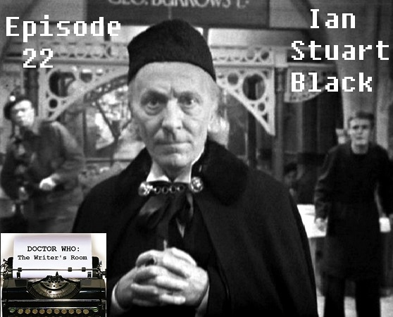 Episode 22 - Ian Stuart Black